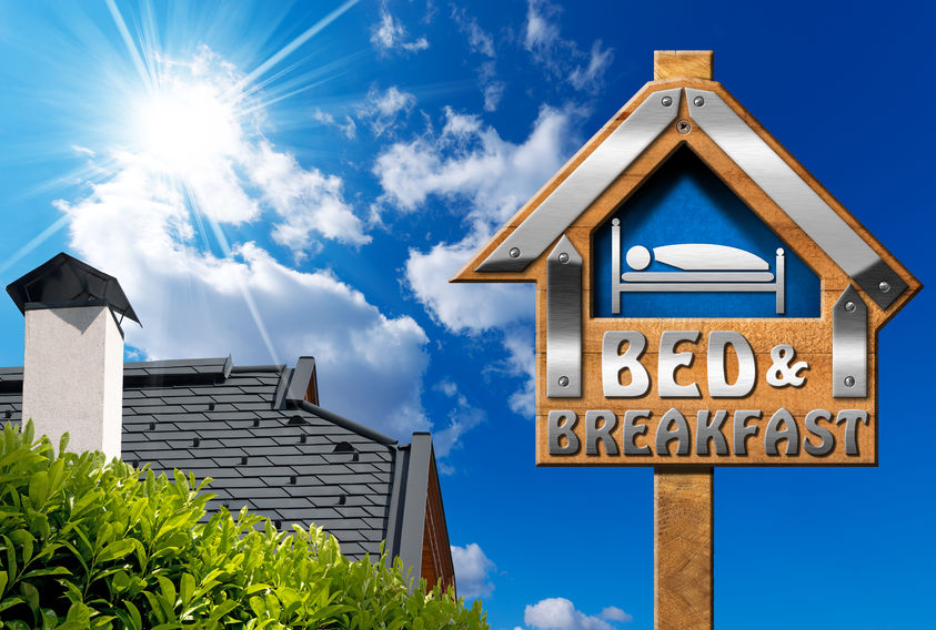 Oregon and California Bed & Breakfast Insurance