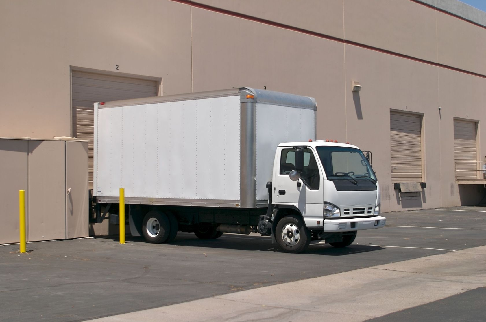 Oregon and California Box Truck Insurance