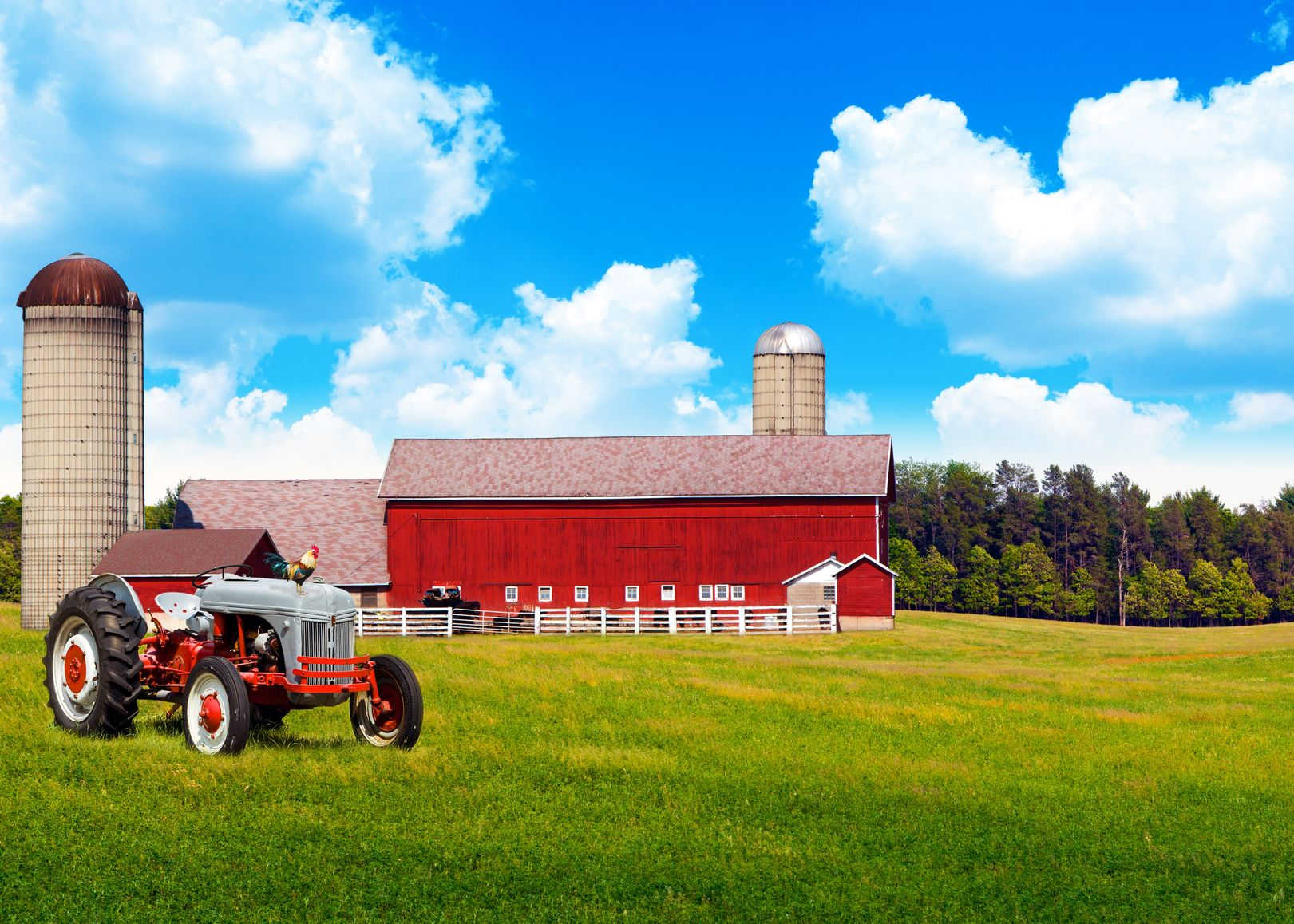 Oregon and California Farm & Ranch Insurance