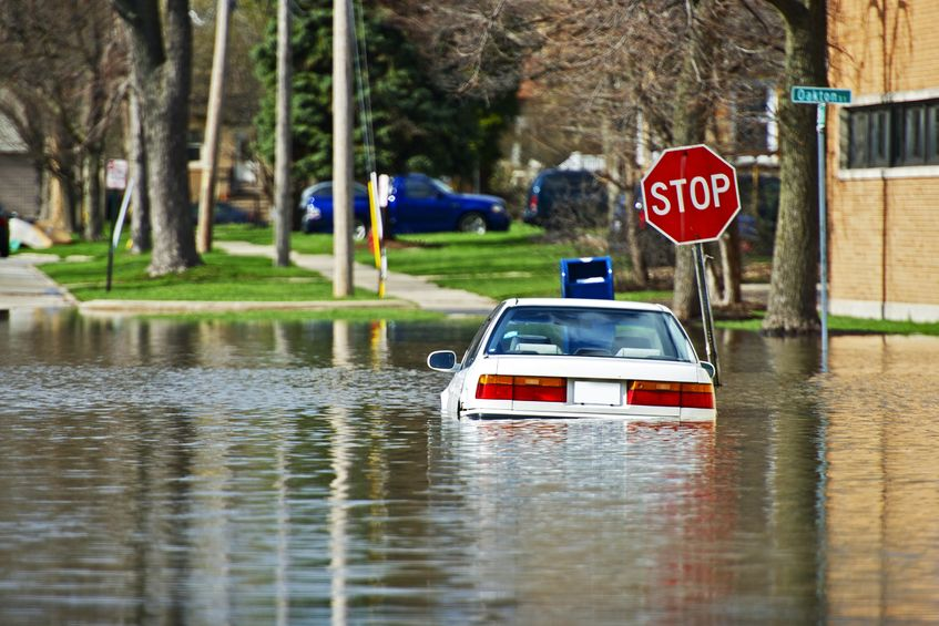 Oregon and California Flood Insurance